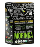 Salome Naturals Inc. Organic Moringa Leaf Powder Stick Pack