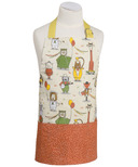 Now Designs Play Apron for Kids Jungle Jamboree
