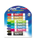 Expo Low-Odour Dry-Erase Markers
