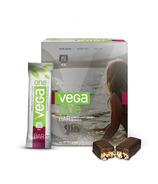 Vega One All-In-One Chocolate Cherry Almond Meal Bars
