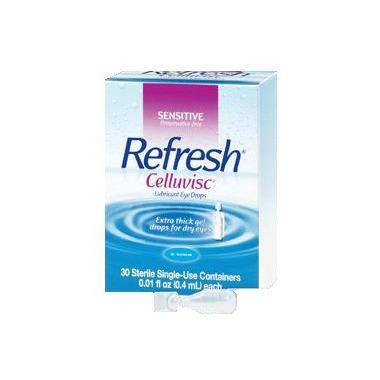 Allergan Refresh Celluvisc Lubricant Eye Drops