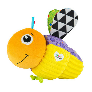 Lamaze Early Learning Twist and Turn Bug