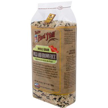 Bob\'s Red Mill Whole Grain Wild & Brown Rice
