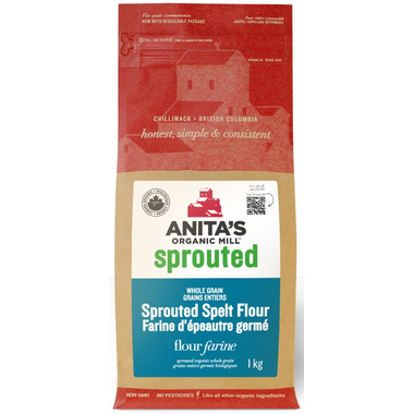 Anita\'s Organic Mill Organic Sprouted Spelt Flour