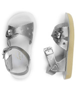 Salt Water Sandals Sweetheart Children's Sandal Silver
