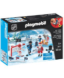 Playmobil NHL Advent Calendar Rivalry on the Pond