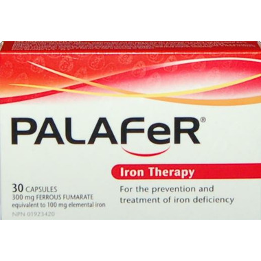 Buy PALAFeR Iron Therapy at Well.ca