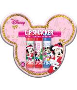 Lip Smacker Disney Trio Bag Minnie