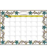 WallPops Anya Monthly Dry Erase Calendar Decal