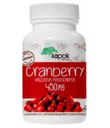 Kapok Naturals Cranberry Extract UTI Support
