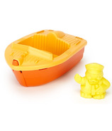 Green Toys Sport Boat Orange