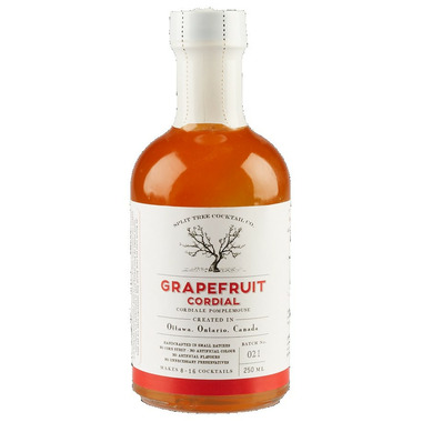Split Tree Cocktail Co. Grapefruit Cordial