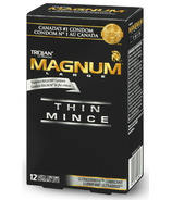 Trojan Magnum Thin Lubricated Condom