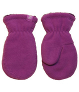 Calikids Mitt With Thumb Fuschia