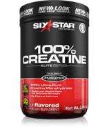 Six Star Pro Nutrition 100% Creatine Powder