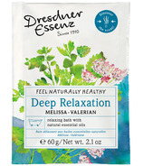 Dresdner Essenz Deep Relaxation Bath With Natural Essential Oils