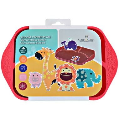 Marcus & Marcus Silicone Divided Plate