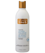 North American Hemp Co. Refreshing Body Wash Gel