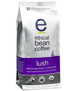 Ethical Bean Coffee Lush Medium Dark Roast
