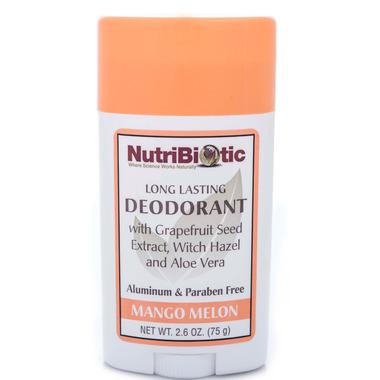 Nutribiotic Mango Melon Deodorant
