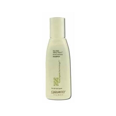 Giovanni Tea Tree Triple Treat Invigorating Shampoo Travel Size