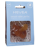 Hevea Anatomical Natural Rubber Duck Pacifier
