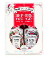 Poo-Pourri Poo-Pourri Before You Go Toilet Spray Holiday Duo Gift Set