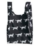 Baggu Baby Baggu Reusable Bag in Black Cat