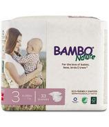 Bambo Nature Premium Baby Diapers Size 3