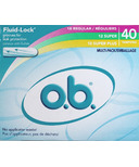 o.b. Tampons Multipack with Assorted Absorbencies