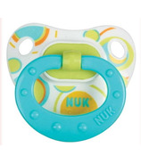 NUK TrendLine Dots Silicone Pacifiers
