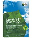 Seventh Generation Free & Clear Automatic Dishwasher Powder