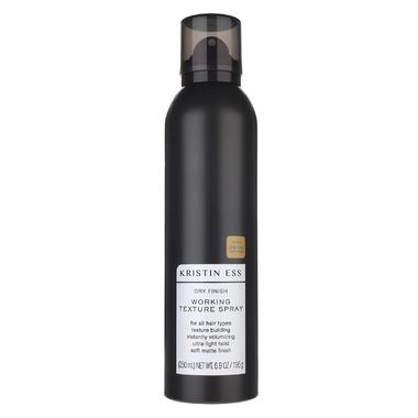 Kristin Ess Hair Dry Finish Working Texture Spray