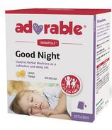 Wampole Adorable Good Night Herbal Calmative & Sleep Aid Tea