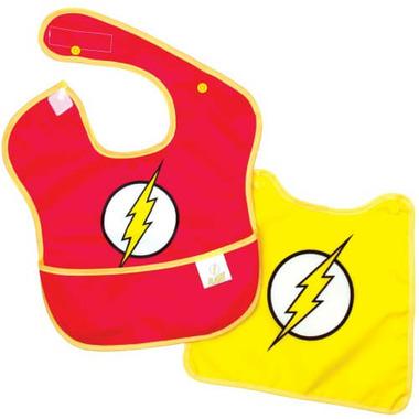 Bumkins DC Comics Caped Superbib Flash