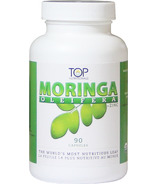 Top Nutritionals Moringa Oleifera Capsules