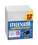 Maxell CD/DVD Jewel Cases