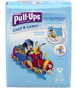Pull-Ups Cool And Learn Training Pants Boy Mega Pack