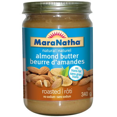 MaraNatha Natural Roasted Almond Butter