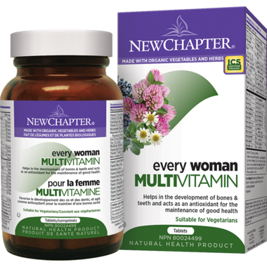 New Chapter is committed to meeting the demand for safe, healthy, non-GMO vitamins and supplements. The Non-GMO Project offers North America's only third party non-GMO verification. The Project was created by natural food retailers in response to consumer concerns, and is a non-profit organization committed to providing consumers with clearly.