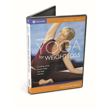 gaiam yoga dvd for weight loss