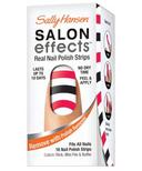 Sally Hansen Salon Effects Real Nail Polish Strips Stripe Out