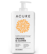 Acure Sublime Sweet Orange Body Lotion