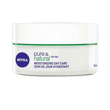 Nivea Pure & Natural Moisturizing Day Care