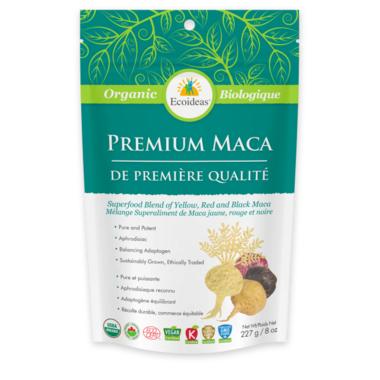 Ecoideas Organic Premium Maca