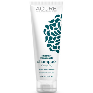 Acure Smooth & Manageable Shampoo