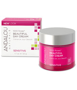ANDALOU naturals 1000 Roses Beautiful Day Cream Sensitive