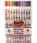 Smencils Scented Coloured Smencil 10 Pack