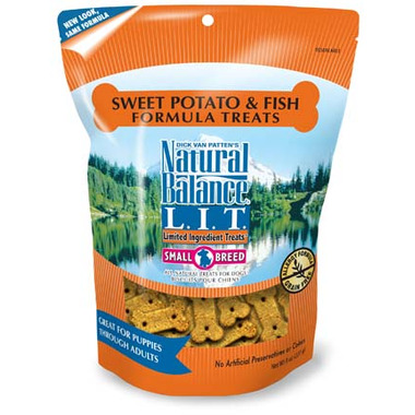 Natural Balance Limited Ingredient All Natural Treats For Dogs