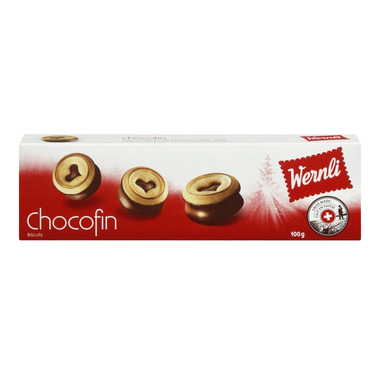 Wernli Chocofin Biscuits